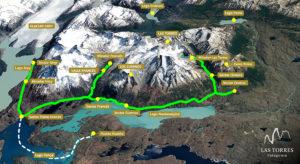Mapa Circuito W